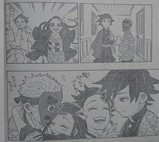最終回を迎えた漫画「鬼滅の刃」.jpg